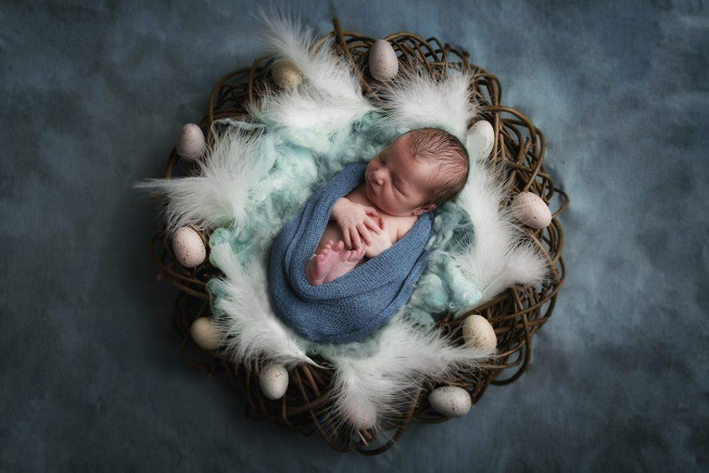 Hertfordshire Newborn Photo Shoot