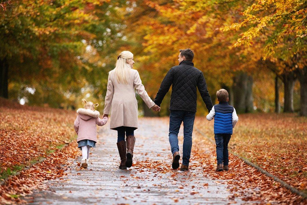 001 Hertfordshire Family Autumn Photo Shoots