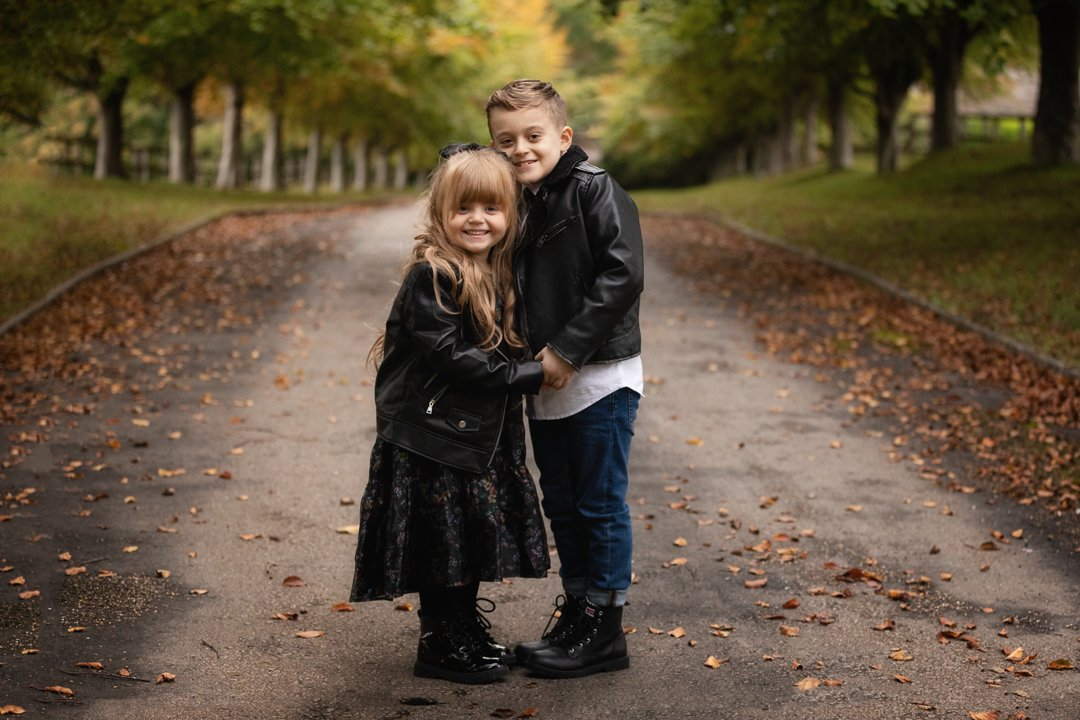 055_Hertfordshire Family Autumn Photo Shoot