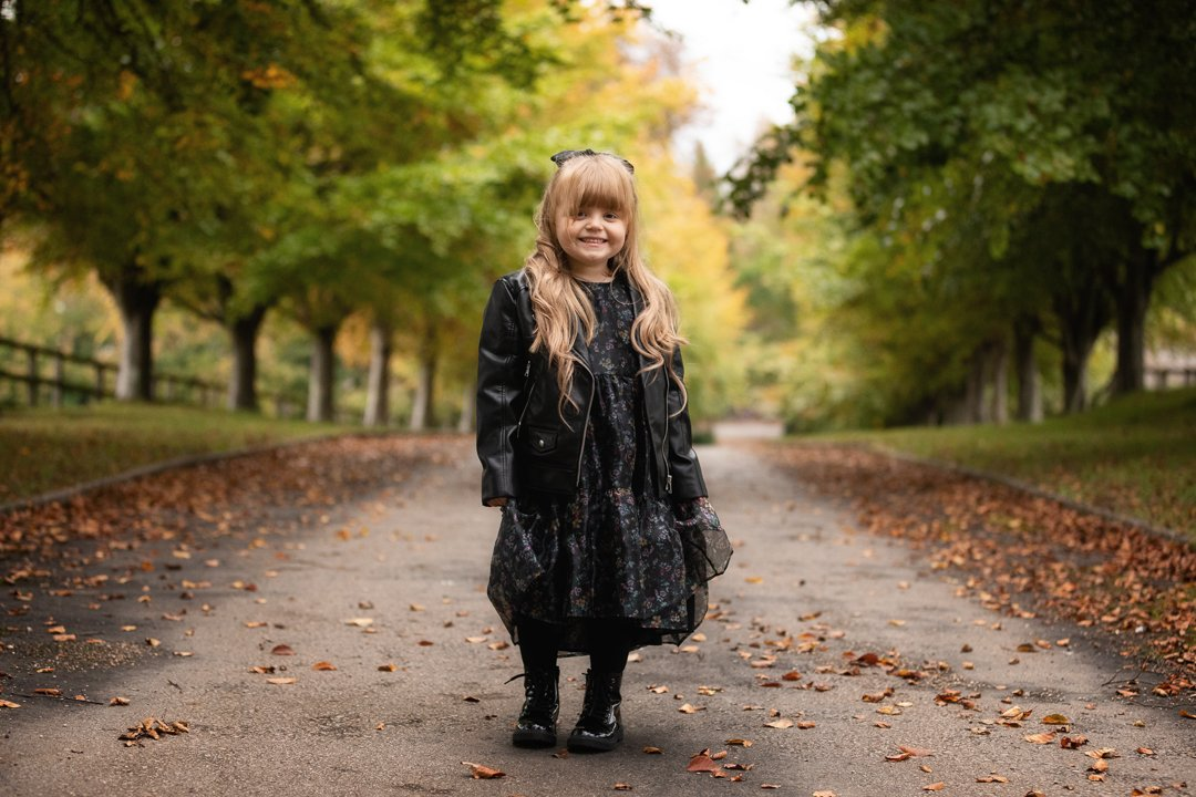 058_Hertfordshire Children's Autumn Photo Shoot