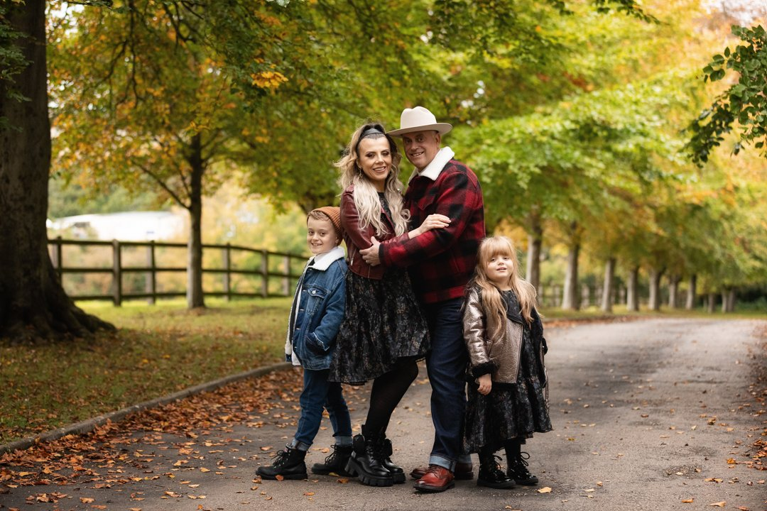 059_Hertfordshire Family Autumn Photo Shoot
