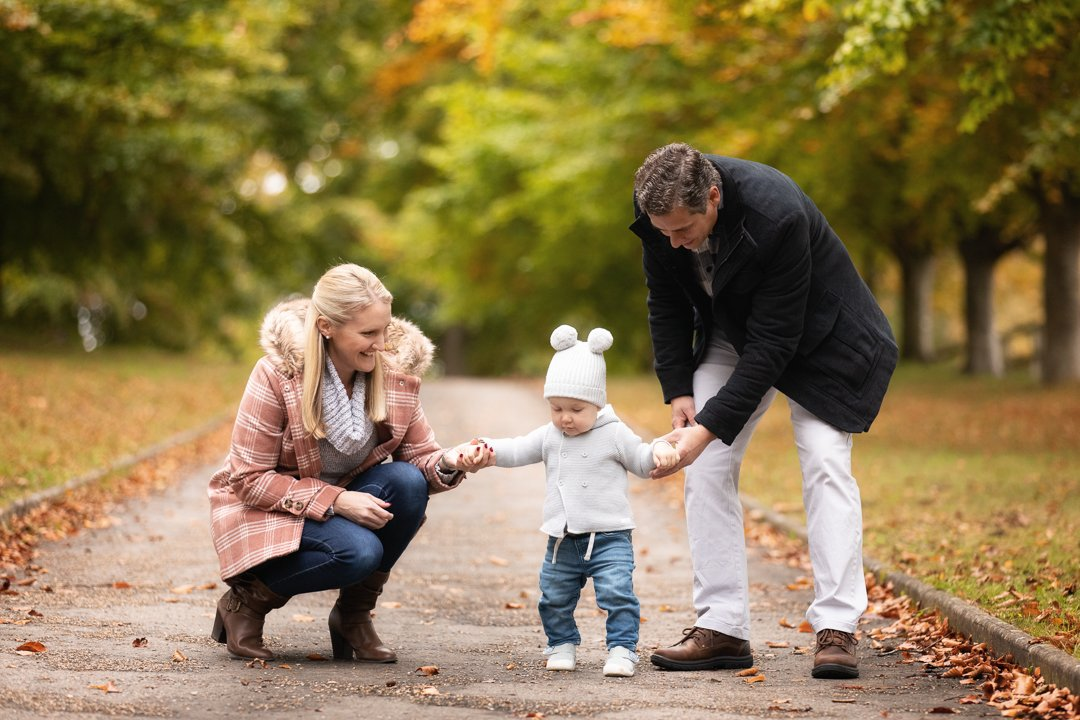 072_Hertfordshire Family Autumn Photo Shoot