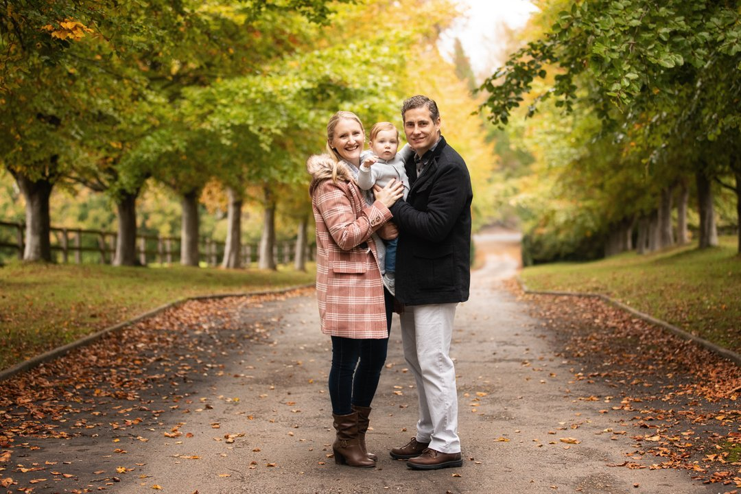 076_Hertfordshire Family Autumn Photo Shoot