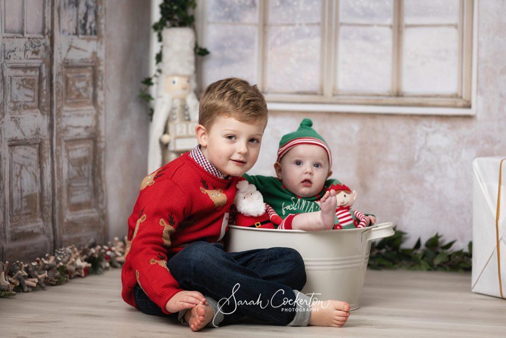Hertfordshire Christmas Photo Shoot