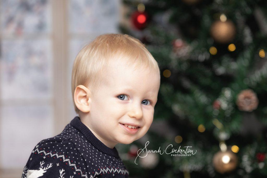 Hertfordshire Christmas Photo Shoot 11