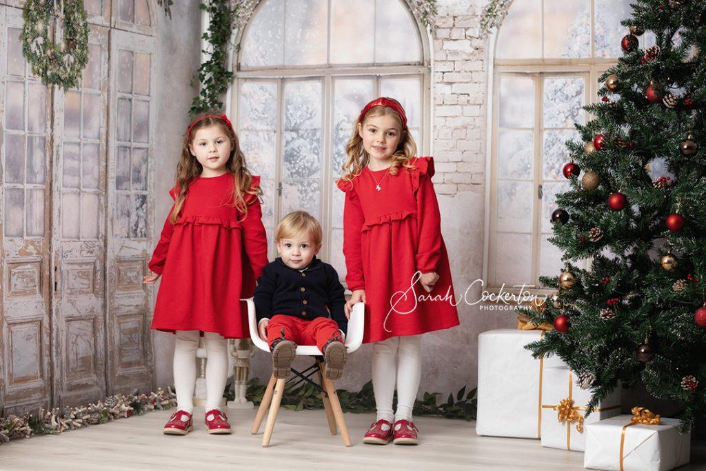Hertfordshire Christmas Photo Shoots 13