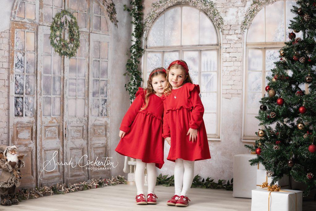 Hertfordshire Christmas Photo Shoot 32