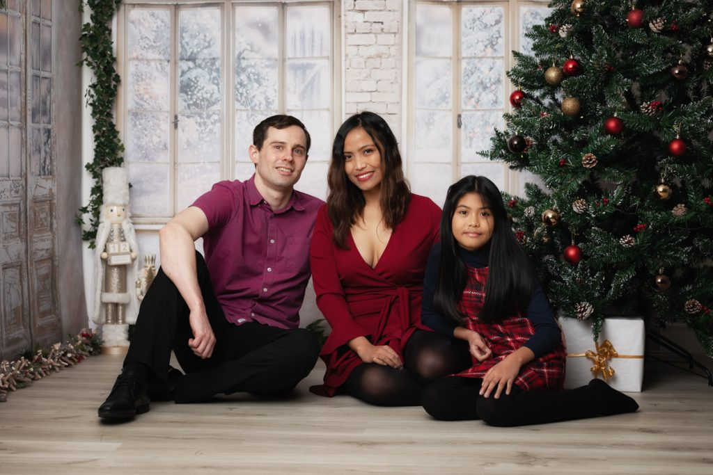 Hitchin Christmas Photo Shoot-2