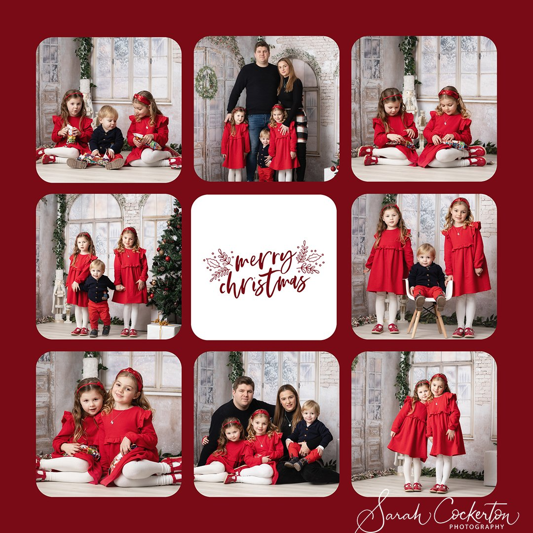 The Buntingford Christmas Photo Shoot