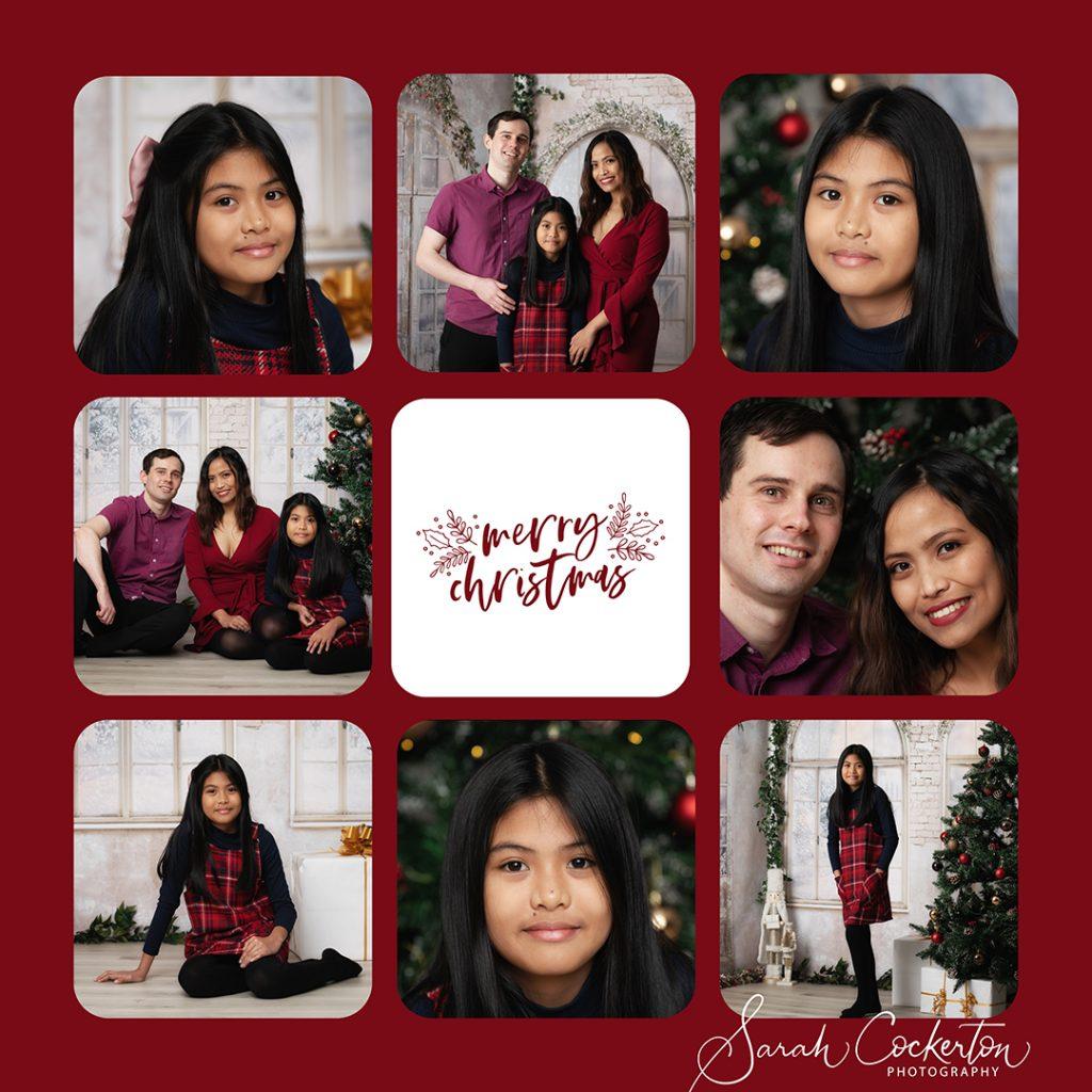 The Saffron Walden Christmas Photo Shoot