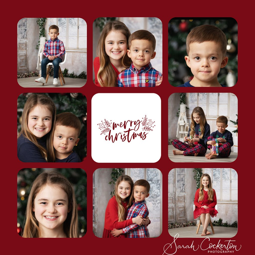 The Stansted Christmas Photo Shoot