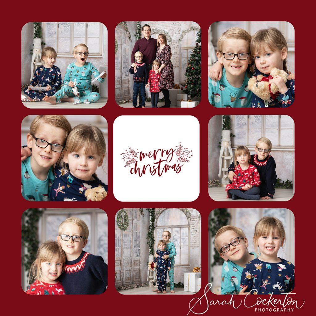 The Stevenage Christmas Photo Shoot