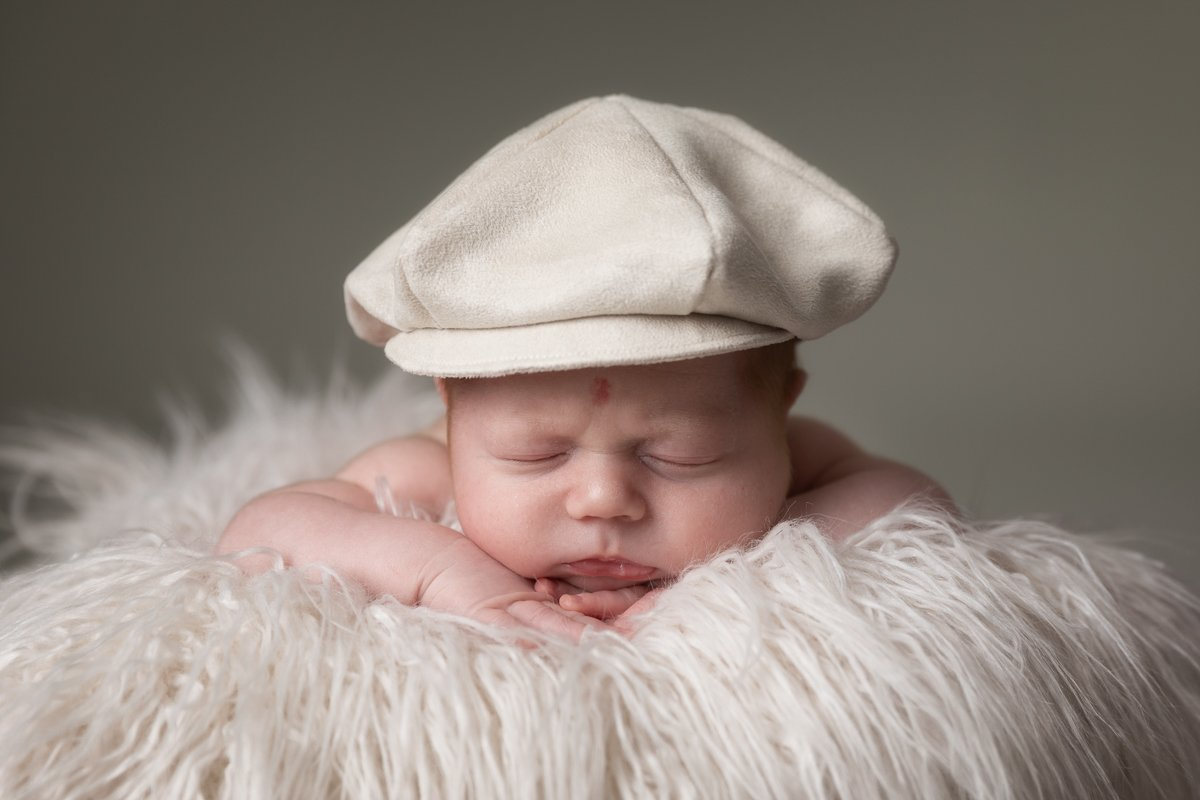 Bishop Stortford Newborn Photography -1