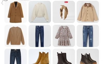 Smash your Autumn Photo Shoot with these Outfit Inspiration boards!